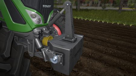 FENDT weight pack