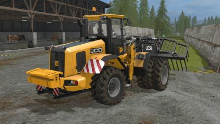 JCB 435S REAR WEIGHT