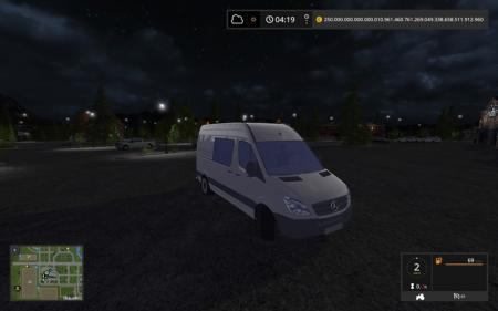 Mercedes Benz Sprinter 2010 V 1.0