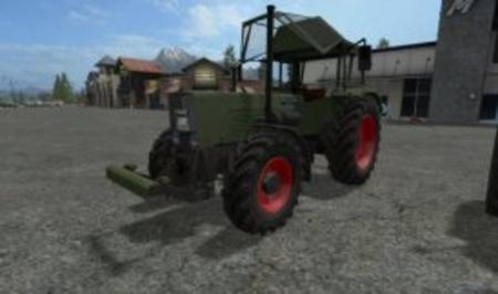 Fendt Favorit 6XX V 1.1