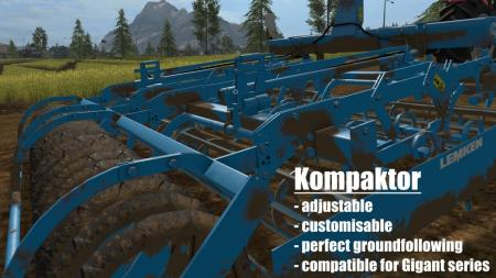 ITS-Lemken-Kompaktor S-series