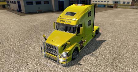 Volvo VNL 780 Reworked V1.26x