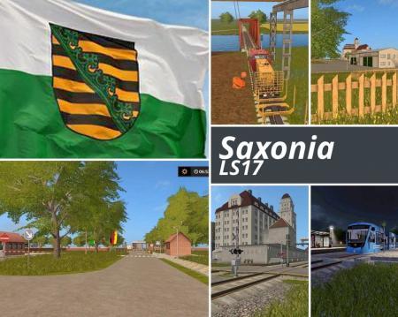 Saxonia für LS17 V 1.2