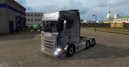 Scania S Generation (New Generation) v1.0