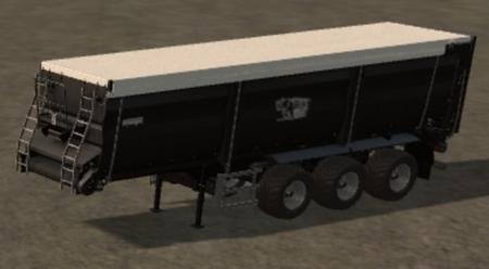 Krampe Bandit SB 30/60 + Atacher V 1.0