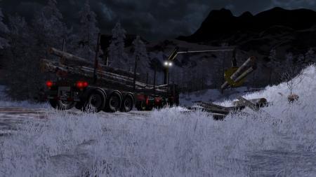 Biobeltz Log Trailer TR 750 v1.1