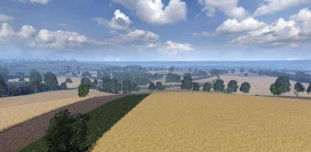 Big Poland Real Map edit Tomix