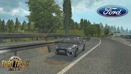 Ford Focus RS v1