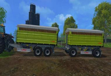 FLIEGL TRAILER SET V1.0