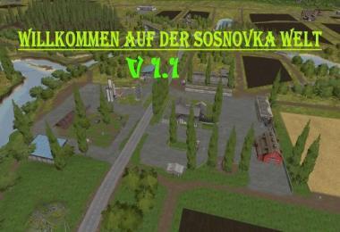 SOSNOVKA WORLD V1.1.1