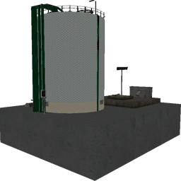 LiquidFertilizer Lager Platzierbar 1.2