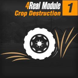 4Real Module 01 - Crop destruction 1.0.2.1