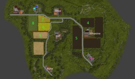 Hinterland v1.3 (Pěkná malá mapa)