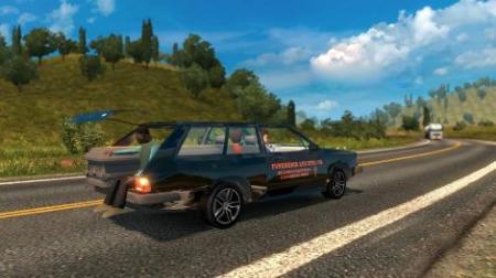 Funeral Car v 1.0