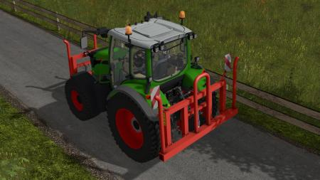 Gnacke Bale Carrier Pack