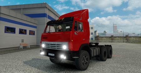 Kamaz 53212-5410