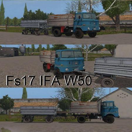 IFA W50 V1.0