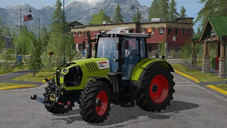 CLAAS ARION SERIES V2.0