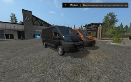 CITROEN JUMPER V1.0