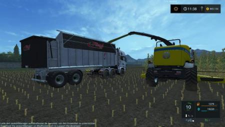 FLIEGL SEMI TRAILERS V1.0