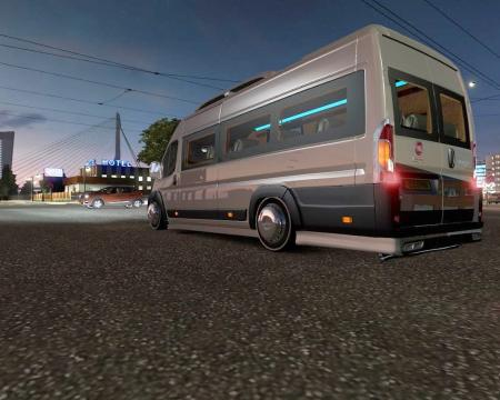 Fiat Ducato for ETS 2 1.26