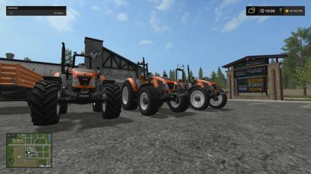 NEW HOLLAND T4 KOMMUNAL V2.3