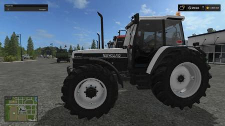 NEW HOLLAND 8340DE V1.2