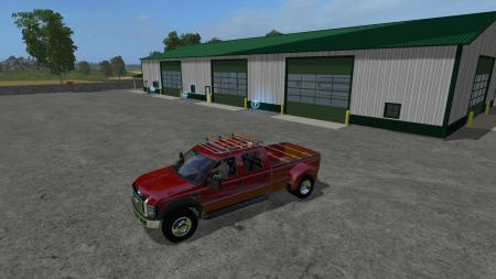 FORD F450 DULLEY V1.0
