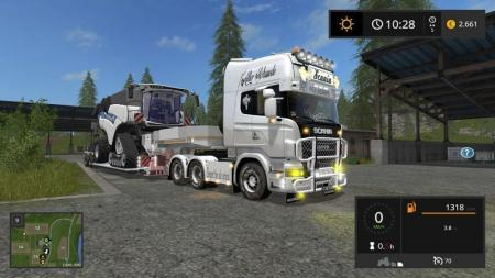 SCANIA V8 OLD SCHOOL V1.1