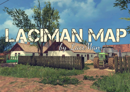 LACIMAN MAP