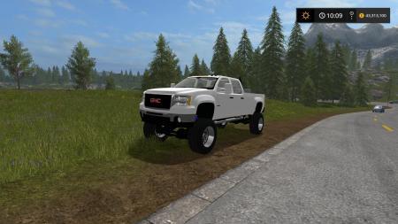 2012 GMC SIERRA 2500 V1.5