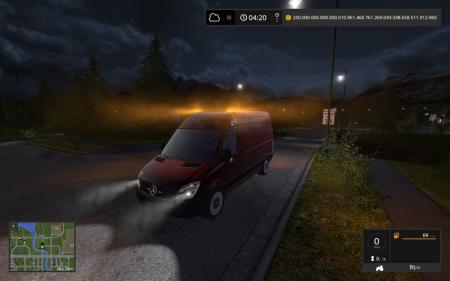 Mercedes Benz Sprinter 2010 V 1.2