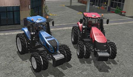 U.S. Tractor Pack v1.0