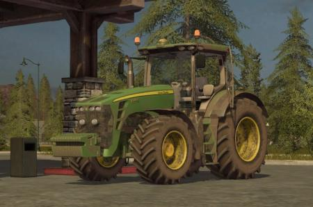 JOHN DEERE 8R NEW&OLD SPECIAL