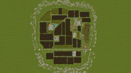 VOGELSBERG FARMING SIMULATOR 17 V1.0