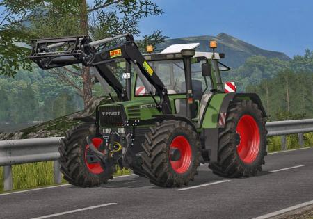FENDT FAVORIT 500C(512C,514C,515C) V3
