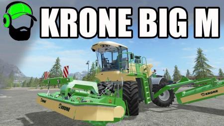 THE BIG M BY KRONE V1.3