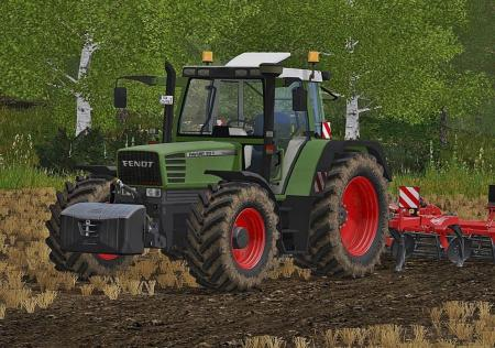 FENDT FAVORIT 500C V2 (512C,514C,515C)