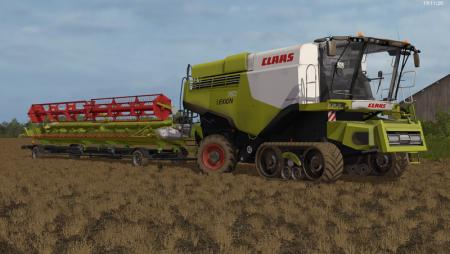Claas Lexion 700 STAGE IV Pack V 1.1