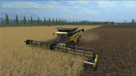 New Holland CR10.90 incl. Schneidwerke V 1.1