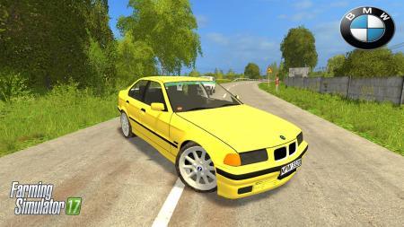BMW 320I E36 V1.0