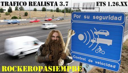 Realistic traffic 3.7