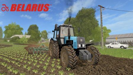 MTZ-1221 Belarus v1.0