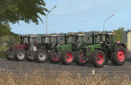 FENDT FAVORIT 800 SERIES
