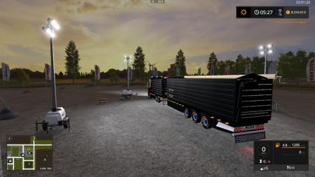 Conow Volvo Gliederzug Long V 2
