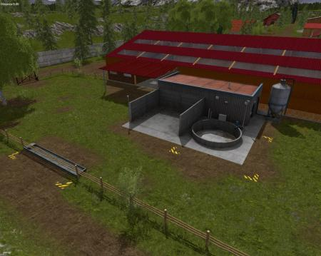 Goldcrest Valley XXL Hof V 2.3