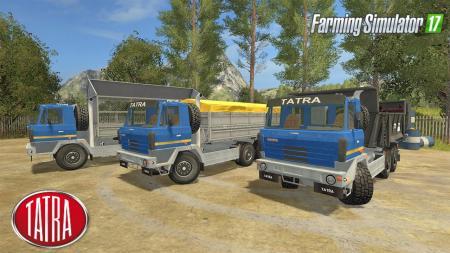 Tatra T815 Module v2.0