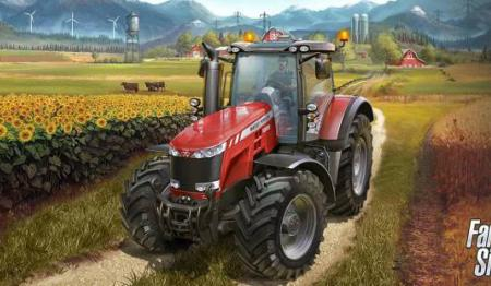 Farming Simulator 17 Update 1.4.4
