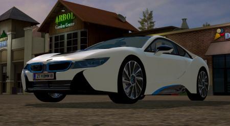BMW i8 V 1.1