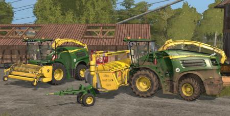 John Deere 8000 Serie V 2.0